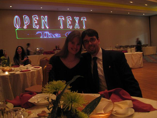 Open Text Christmas Party