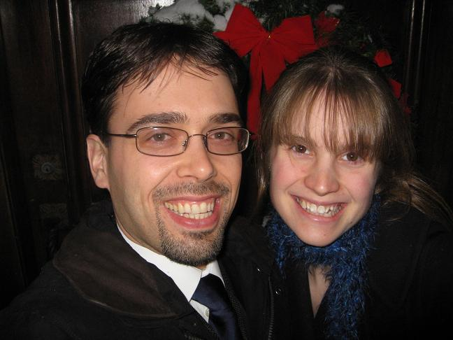 Dec 20, 2008 - At Friends' Wedding